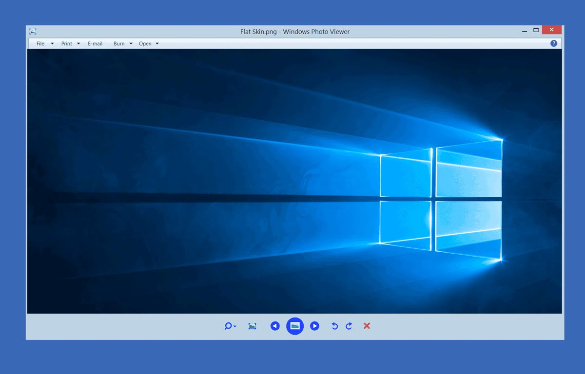 enabling windows photo viewer as default on windows 10 justin ide