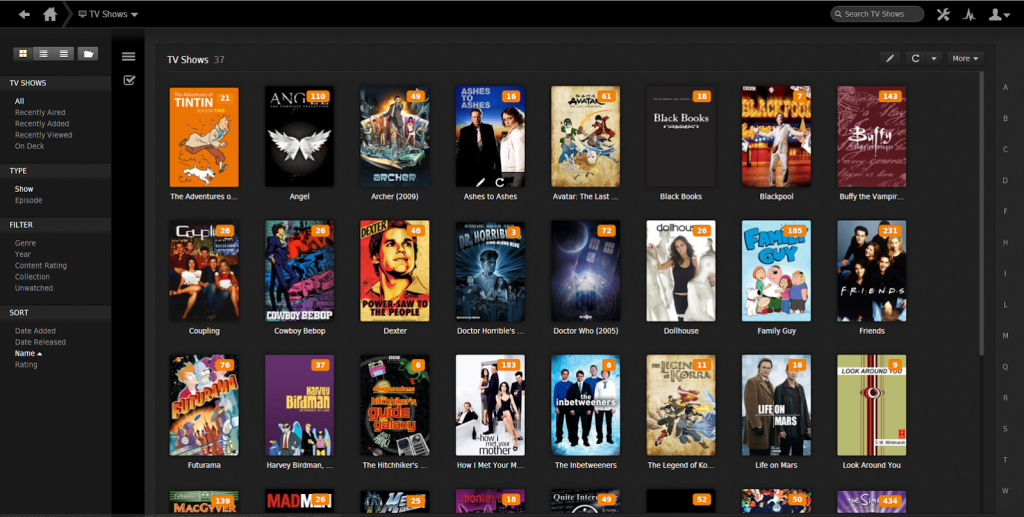 Plex Media Server | Enabling Better Subtitles – Justin Ide